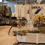 Punzonadora GEKA Hydracrop 165 SD