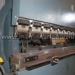 Plegadora DURMA E60400 electronica de 6000 x 400 Tn. Control Cybelec.