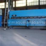 Cizalla hidraúlica MAJERCA de 3000 x 6 mm.