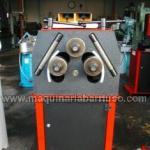 Curvadora NARGESA eje de 40 para tubo de 2