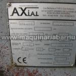 Cizalla AXIAL hidraulica CPE-63 de 3000 x 6.