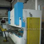 Plegadora hidraulica DURMA de 3000 x 80 Tn. Marcado CE.