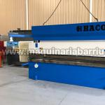 Press brake HACO PPM 40150 of 4050 x 150 Tn