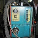 Maquina Soldar SEO semiautomatica de 400 Amp.