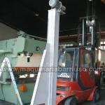 Cilindro CASANOVA hidraulico mod. PCV35  de 3050x20/30 mm.