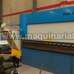 Plegadora ERMAKSAN Mod. PCN 4160 de 4000 x 160 Tn