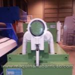 Cilindro mecanico TERRUZI con apertura hidráulica de tres rodillos para  chapa de 15 mm en 2050 mm de largo y de 18 mm en chapa de 1200 mm de largo. Diametro de rodillos 250 mm
