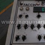 Cilindro FACCIN de  cuatro rodillos Mod. 4HEL 3176  3050 x100