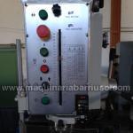 Taladro columna WDM Mod.  Z5050 para broca de hasta Ø 50 mm, embrague electromagnéticos y  con mesa regulable e inclinable