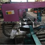 Sierra de cinta semiautomatica hidraulica SABI Mod. PSR 320.600