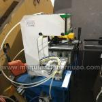 Maquina para tratamiento de aluminio