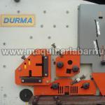 Punching machine-Shearing DURMA Mod. IW110 BTD