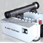 Viradores para tuberia AKYAPAK Mod CR-015