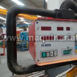 Plegadora MEBUSA de 3000 x 90 Tn con sus útiles