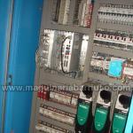Plegadora AXIAL hidraulica modelo PHSW123 de 3000 x 120 Tn. control  cybelec.