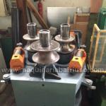 Curvadora COMAC eje 100 con utiles