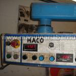 Plegadora HACO hidraulica de 3600 x 150 Tn.
