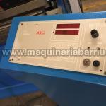 Plegadora Axial de 3050 x 90 Tn