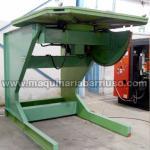 Posicionador de soldadura  para 3000 Kg con mesa de 2000 x 2000