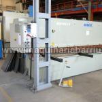 Cizalla ERMAK hidraulica mod. HGD 4100 x 6.
