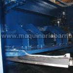 Cizalla Hidraulica ARRIETA mod CGHR-30/20 de 3000 x 20 mm.
