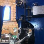 Plegadora Barry hidraulica mod GCV3090 de 3000x90 Tn, con posicionador X, Y