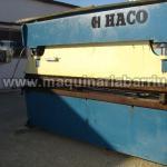 Plegadora HACO hidraulica 4000x135 Tn. con control ATL-500.