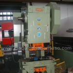 Prensa ESNA mecanica de 80 Tm. de 4 guías.