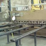Cizalla Colly de 4000 mm chapa 16 mm