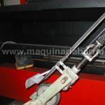 Pulidora LETAG brazo lija 1200x110 mm.