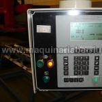 Cizalla DURMA mod CNC HGM 4010 de 4000 x 10 mm. con cybelec.