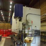Plegadora URSVIKEN  hidraulica de 7300 x 1000 Tn.