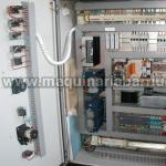 Plegadora MEBUSA de 3000 x 80 Tn con control Cybelec DNC 80.