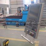 Hydraulic DURMA press brake mod. CNC HAP2040 of 2000 x 40 Tn CNC four axis