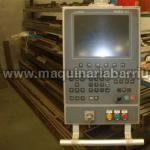 Plegadora DURMA CNC HAP 60400 de 6000 x 400 CNC 8 EJES.