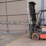 Electric forklift TOYOTA