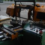 Sierra de cinta SABI modelo EB 250 A automática.