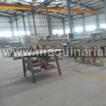 Linea de corte FOM Mod Taglio para pvc y aluminio