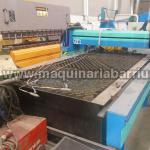 HD Plasma machine TECOI of 3000 x 1500