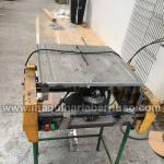 Maquina para corte de aluminio