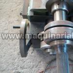 Cilindro EPART Mod. 10-A de  1550 x 4 mm con ejes alargados