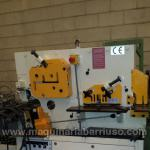 Punching machine GEKA Mod. MULTICROP