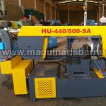 Sierra de cinta MG Mod. HU-440-600SA