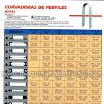 Curvadora EL CORO CTE-180