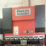 Plegadora AMADA de 1500  x 50 Tn