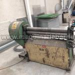 Motorysed plateroll bending machine of 1050 x 3