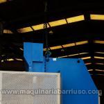 Plegadora HACO de 4000 x 175 Tn equipada con control ATL 500