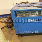 Compresor ABAC de 7,5 Kw de potencia  equipado con secador y depósito