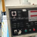 Pareja de maquinas formada por Plegadora DURMA HAP 3080 y cizalla DURMA DHGM 3006