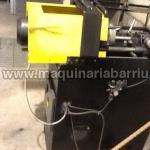 Roscadora de tubo semiautomatica  REMS UNIMAT75